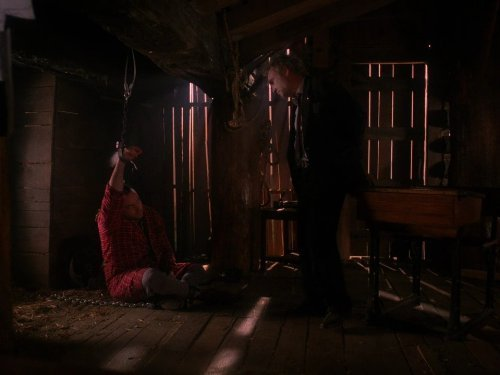 """Twin Peaks"" Episode #2.21 Technical Specifications"