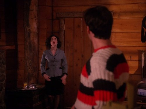 """Twin Peaks"" Episode #2.18 