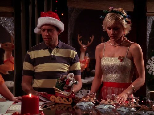 """Two and a Half Men"" Santa's Village of the Damned Technical Specifications"