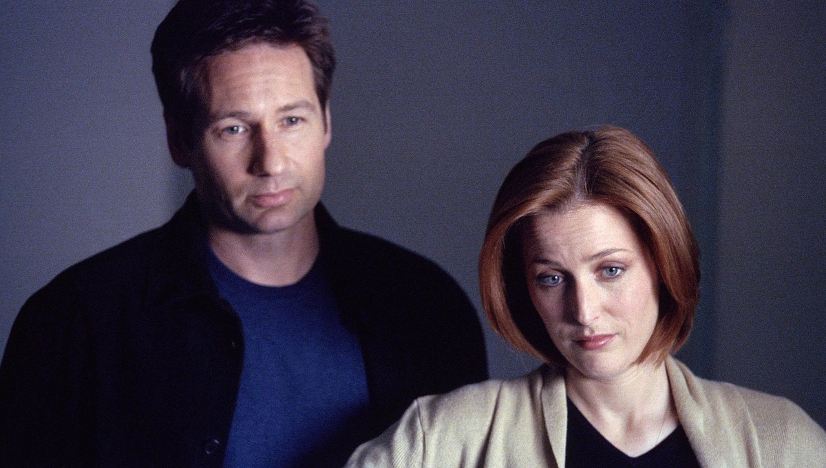 """The X-Files"" Alone"