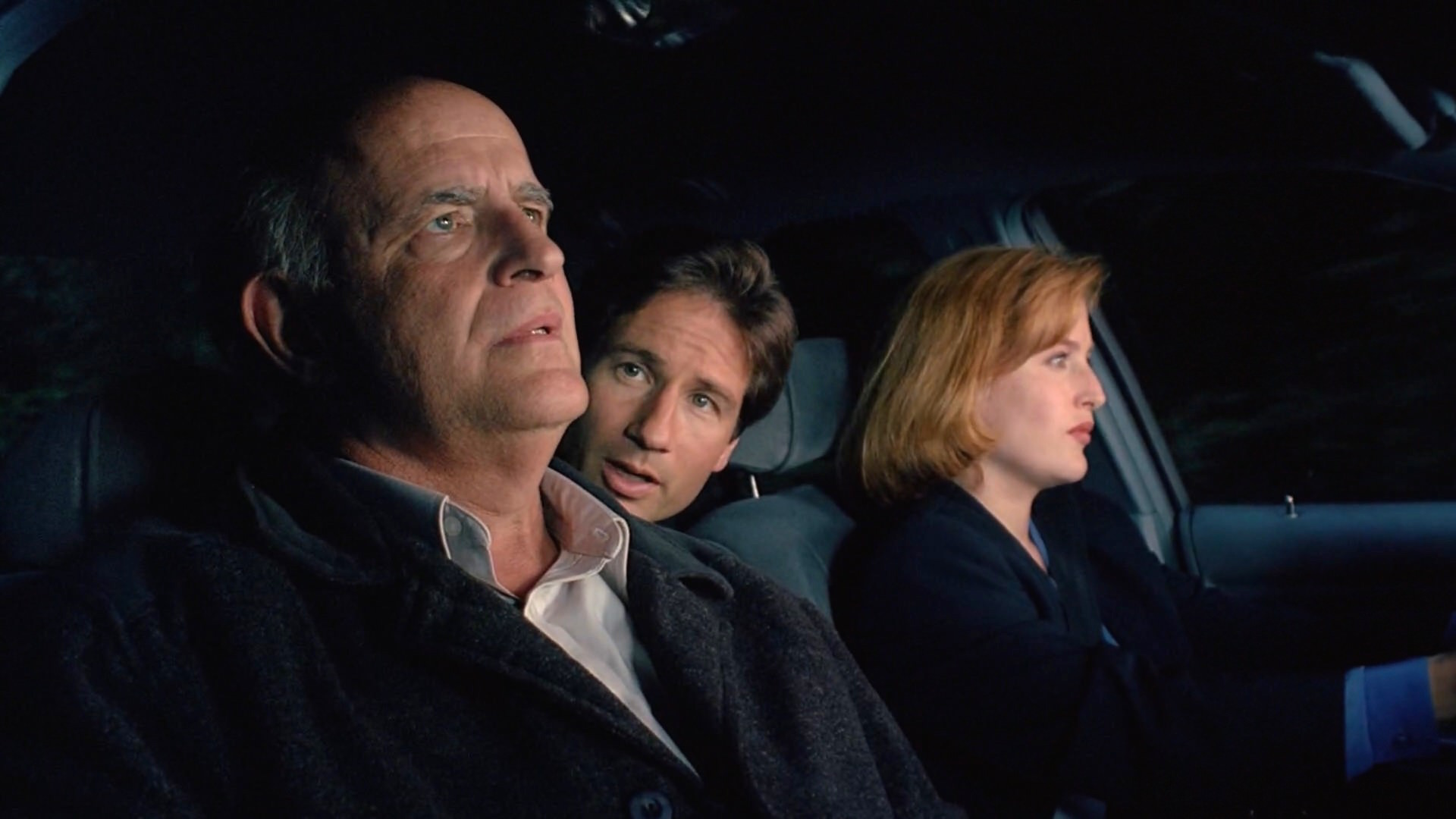 """The X-Files"" Clyde Bruckman's Final Repose"