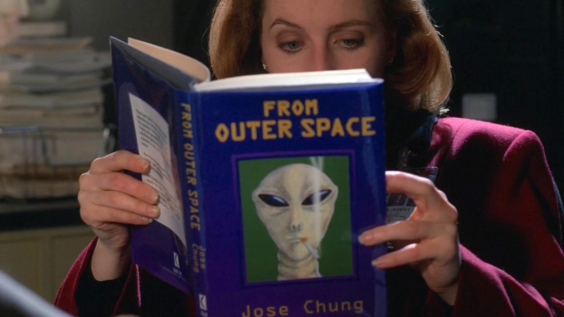 """The X-Files"" Jose Chung's 'From Outer Space'"
