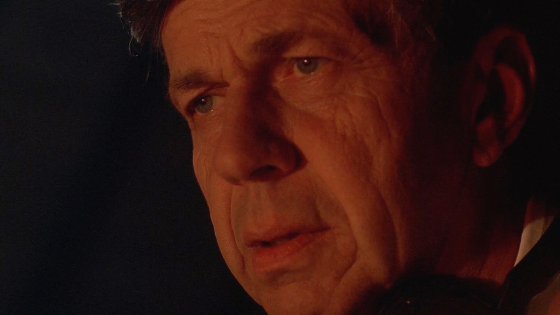 """The X-Files"" Musings of a Cigarette Smoking Man"