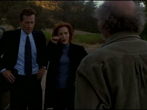 """The X-Files"" Patience"