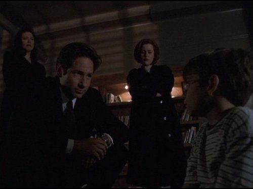 """The X-Files"" The End"
