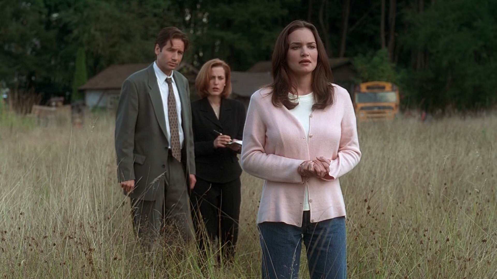 """The X-Files"" The Field Where I Died"