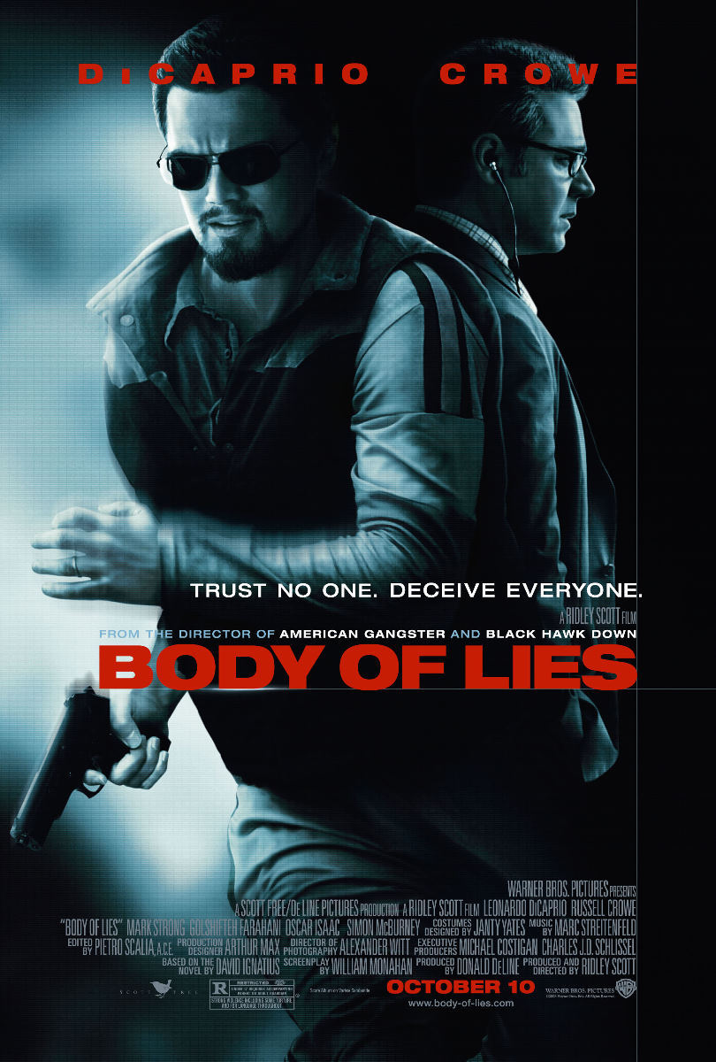 Body of Lies | ShotOnWhat?