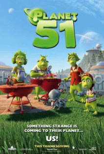 Planet 51 Technical Specifications