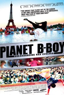 Planet B-Boy Technical Specifications