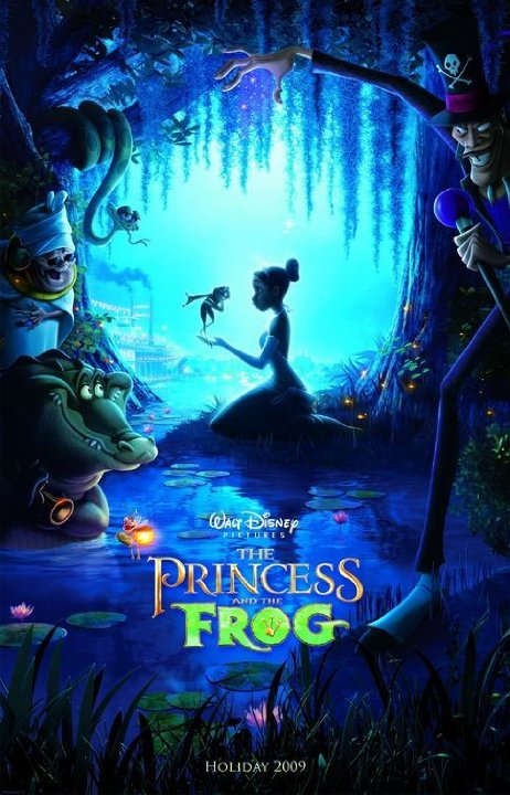 The Princess and the Frog | ShotOnWhat?
