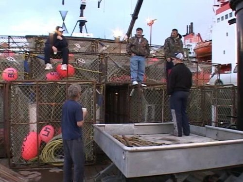 """Deadliest Catch"" Batten Down the Hatches Technical Specifications"