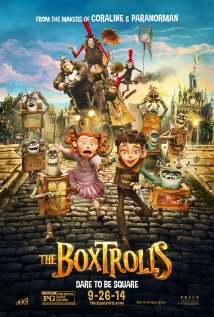 The Boxtrolls (2014) Technical Specifications