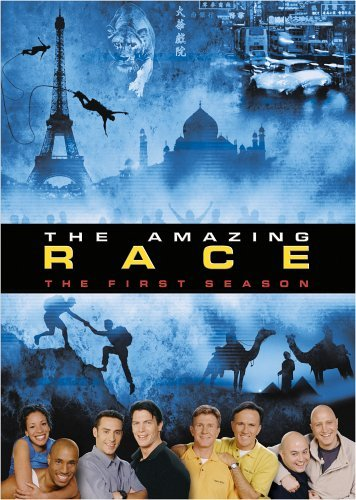 """The Amazing Race"" Whatever It Takes to Win"