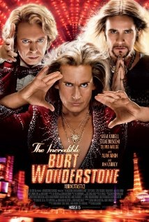 The Incredible Burt Wonderstone Technical Specifications