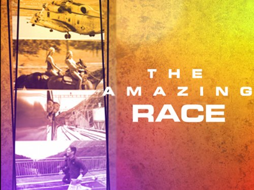 """The Amazing Race"" Help Me, I'm American"