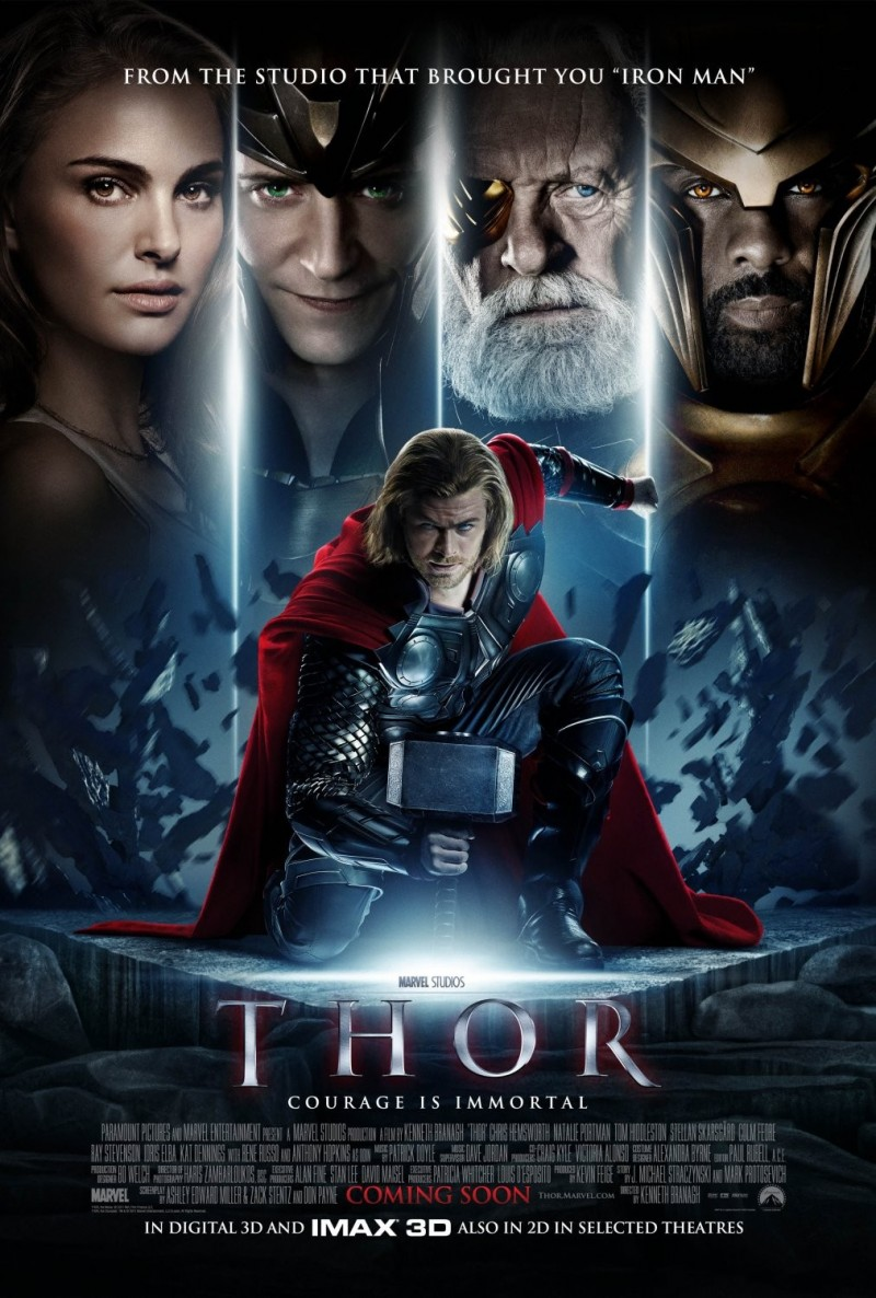 Thor (2011) Technical Specifications