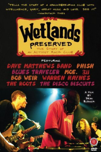 Wetlands Preserved: The Story of an Activist Nightclub Technical Specifications