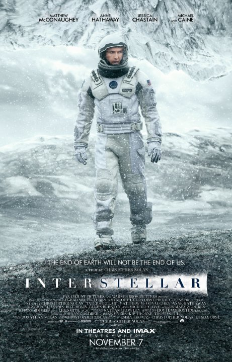 Interstellar (2014) Technical Specifications