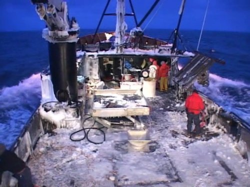 """Deadliest Catch"" On the Edge Technical Specifications"