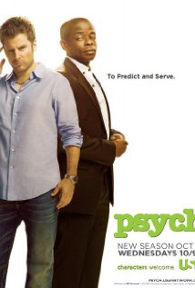 """Psych"" Shawn vs. the Red Phantom 