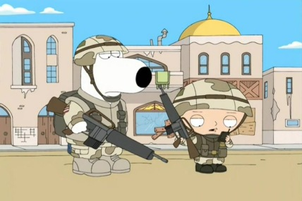 """Family Guy"" Saving Private Brian Technical Specifications"