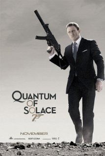 Quantum of Solace Technical Specifications