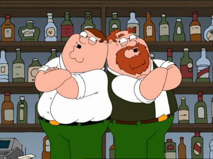 """Family Guy"" Peter's Two Dads Technical Specifications"