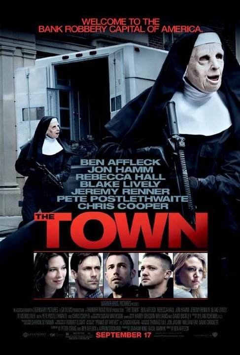The Town (2010) Technical Specifications