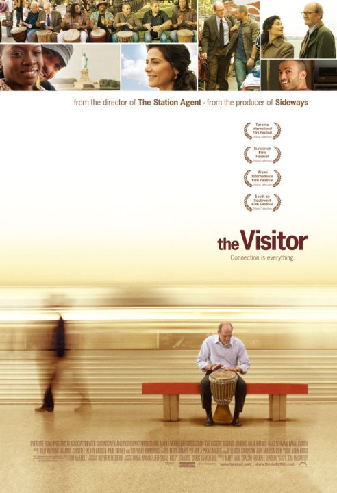 The Visitor (2007) Technical Specifications