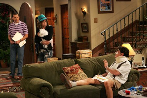"""Two and a Half Men"" Who's Vod Kanockers Technical Specifications"