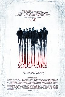 My Soul to Take (2010) Technical Specifications