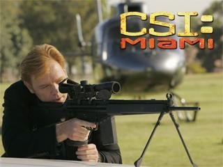"""CSI: Miami"" Going, Going, Gone Technical Specifications"