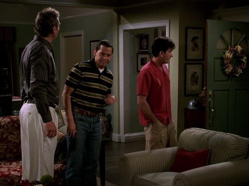 """Two and a Half Men"" A Live Woman of Proven Fertility Technical Specifications"