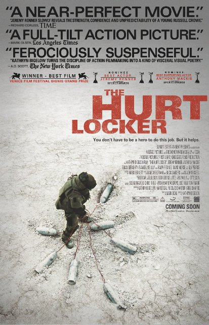 The Hurt Locker | ShotOnWhat?