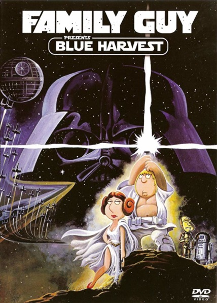 """Family Guy"" Blue Harvest Technical Specifications"
