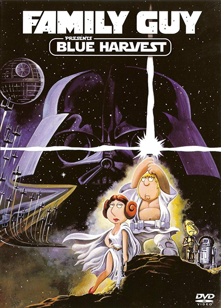 """Family Guy"" Blue Harvest"