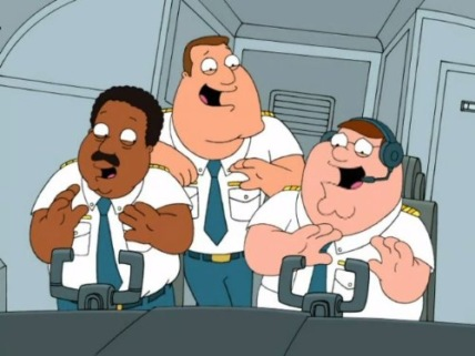 """Family Guy"" Airport '07 Technical Specifications"