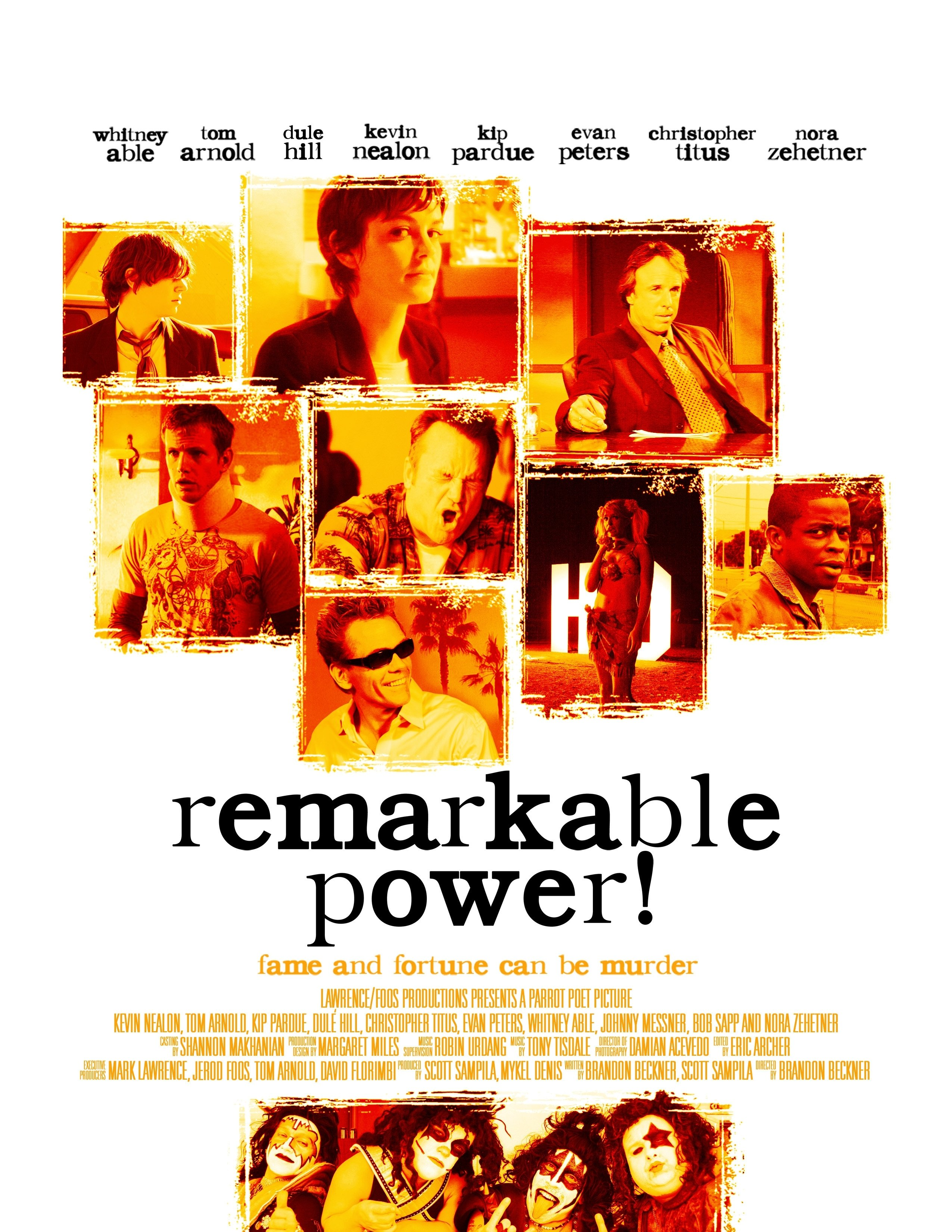 Remarkable Power | ShotOnWhat?