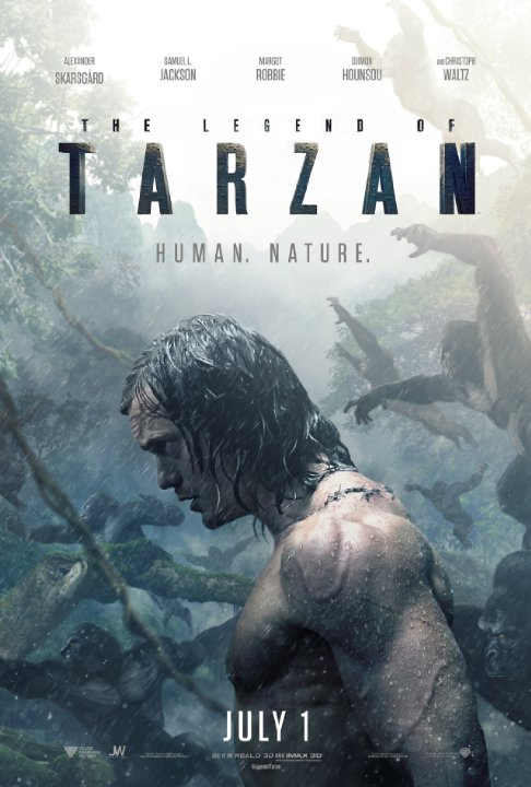 The Legend of Tarzan Technical Specifications