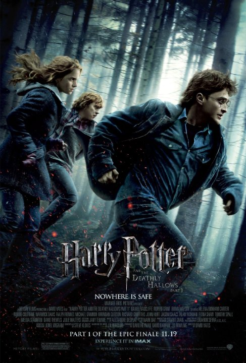 Harry Potter and the Deathly Hallows: Part 1 Technical Specifications