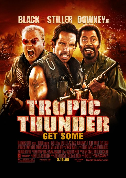 Tropic Thunder Technical Specifications