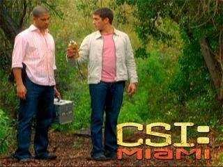 """CSI: Miami"" A Grizzly Murder 