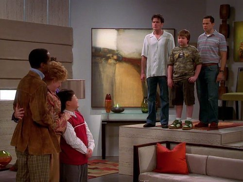 """Two and a Half Men"" I Merely Slept with a Commie Technical Specifications"