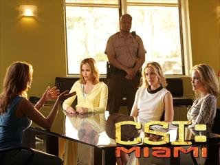 """CSI: Miami"" Triple Threat 