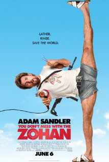 You Don't Mess with the Zohan | ShotOnWhat?