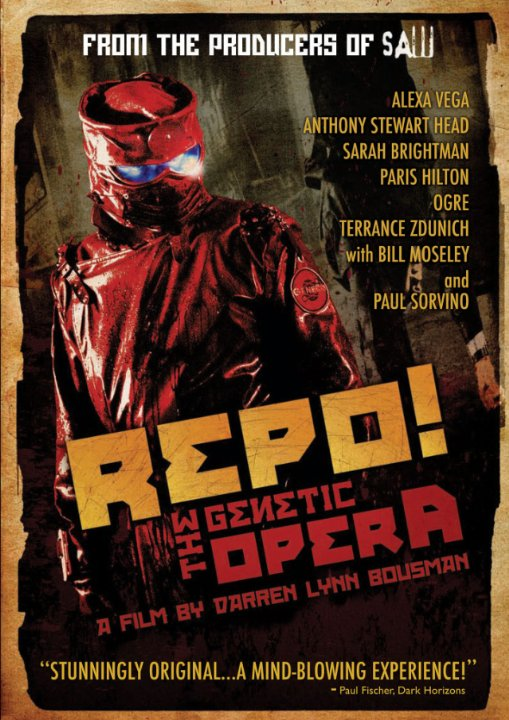 Repo! The Genetic Opera | ShotOnWhat?