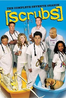 """Scrubs"" My Therapeutic Month 