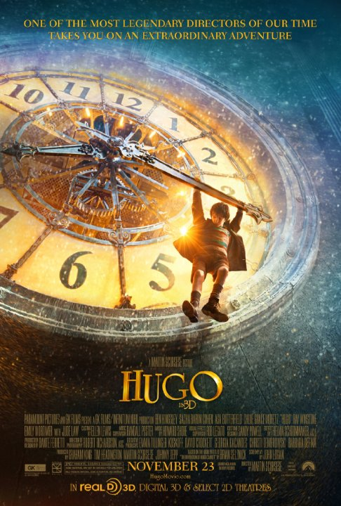 Hugo (2011) Technical Specifications