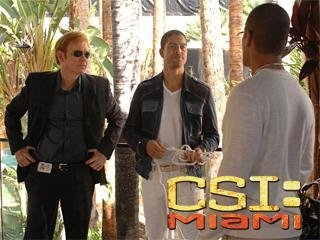 """CSI: Miami"" Rush 