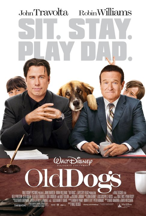 Old Dogs (2009) Technical Specifications
